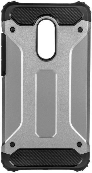 competitive price 40fb1 c50f1 ΘΗΚΗ : FORCELL ARMOR BACK COVER CASE FOR XIAOMI REDMI NOTE 4 / 4X GREY